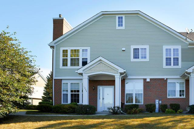 1208 Georgetown Way, Vernon Hills, IL 60061 (MLS #09838073) :: Property Consultants Realty