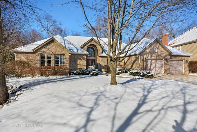 1013 Thoroughbred Circle, St. Charles, IL 60174 (MLS #09838111) :: The Wexler Group at Keller Williams Preferred Realty