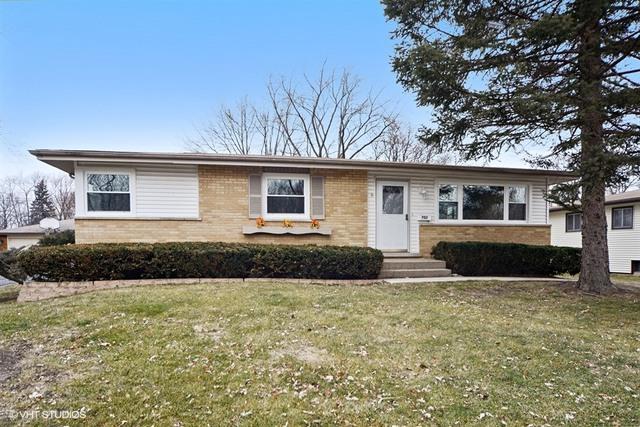 702 E Greenwood Drive, Mount Prospect, IL 60056 (MLS #09838122) :: Lewke Partners