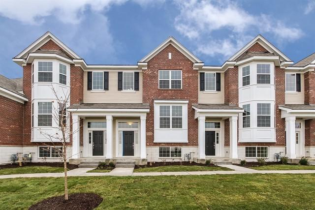 2922 Madison  Lot#702 Drive, Naperville, IL 60564 (MLS #09838239) :: The Wexler Group at Keller Williams Preferred Realty