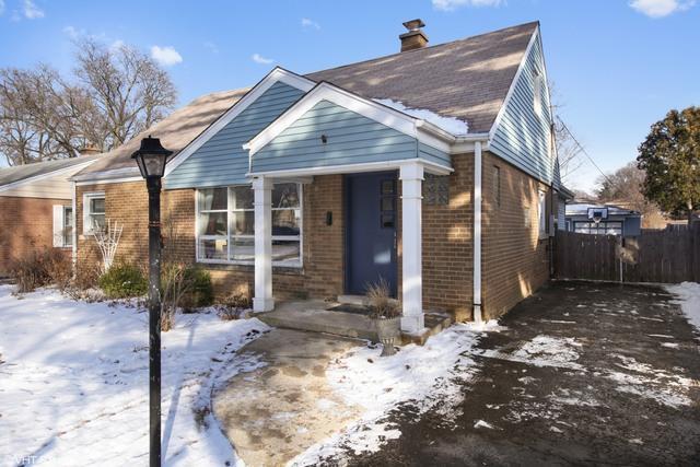 4319 Western Avenue, Western Springs, IL 60558 (MLS #09838324) :: The Wexler Group at Keller Williams Preferred Realty