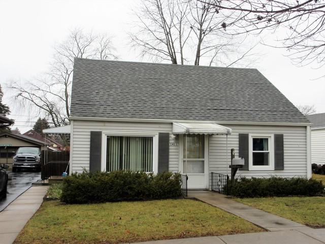 1411 Waverly Place, Joliet, IL 60435 (MLS #09838330) :: Ani Real Estate