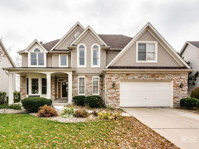 414 Saratoga Drive, Aurora, IL 60502 (MLS #09838498) :: Ani Real Estate