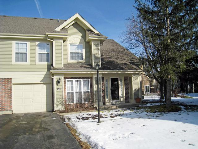 748 Old Creek Court, Elk Grove Village, IL 60007 (MLS #09838574) :: Ani Real Estate