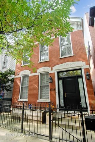 2318 N Greenview Avenue, Chicago, IL 60614 (MLS #09838599) :: Ani Real Estate