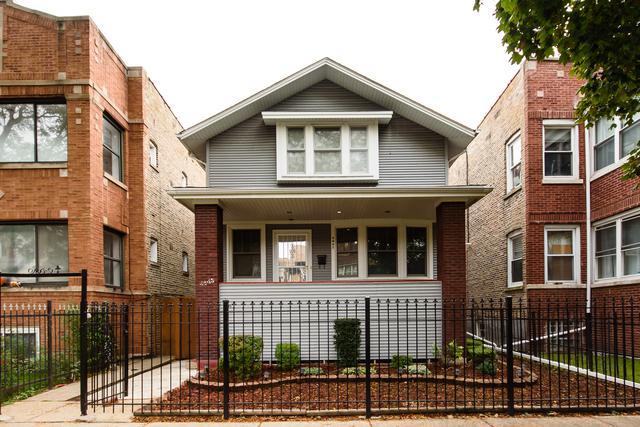 4445 N Sawyer Avenue, Chicago, IL 60625 (MLS #09838606) :: Ani Real Estate