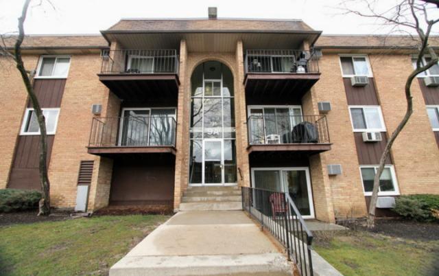 535 Hill Drive 7-302, Hoffman Estates, IL 60169 (MLS #09838642) :: RE/MAX Unlimited Northwest