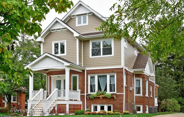 441 Repton Road, Riverside, IL 60546 (MLS #09839108) :: The Wexler Group at Keller Williams Preferred Realty
