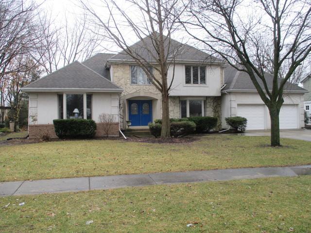 1943 Gladstone Drive, Wheaton, IL 60189 (MLS #09839112) :: The Dena Furlow Team - Keller Williams Realty