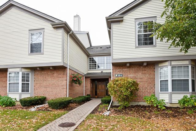 124 White Oak Court #4, Schaumburg, IL 60195 (MLS #09839567) :: Domain Realty