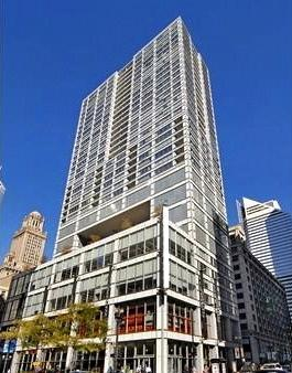 8 E Randolph Street #1505, Chicago, IL 60601 (MLS #09839669) :: Berkshire Hathaway Koenig Rubloff - Carroll Real Estate Group