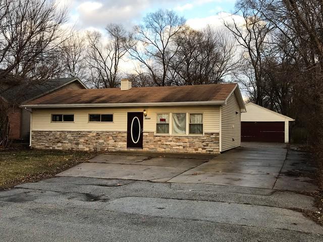 16243 Saint Louis Avenue, Markham, IL 60428 (MLS #09841346) :: The Dena Furlow Team - Keller Williams Realty