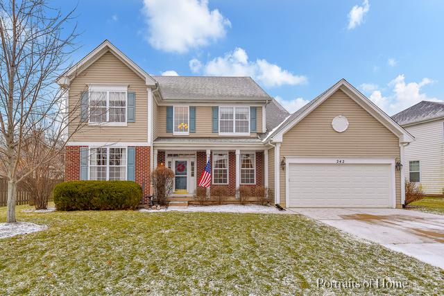 242 Berkshire Lane, Sugar Grove, IL 60554 (MLS #09841533) :: Lewke Partners