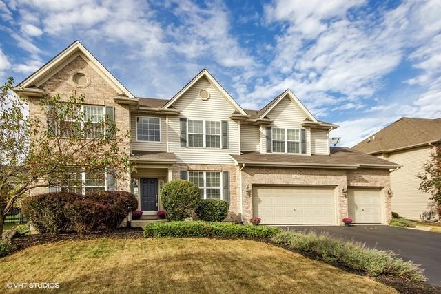 142 Pineridge Drive S, Oswego, IL 60543 (MLS #09841659) :: Lewke Partners