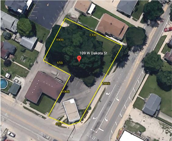 190 Dakota Street, Spring Valley, IL 61362 (MLS #09842016) :: The Dena Furlow Team - Keller Williams Realty