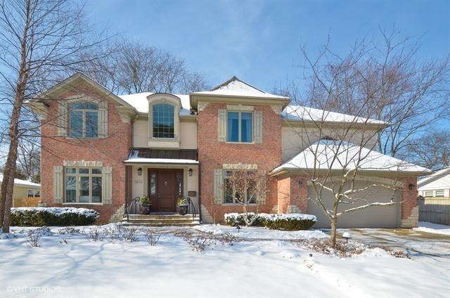 1534 Sunset Ridge Road, Glenview, IL 60025 (MLS #09842170) :: Helen Oliveri Real Estate