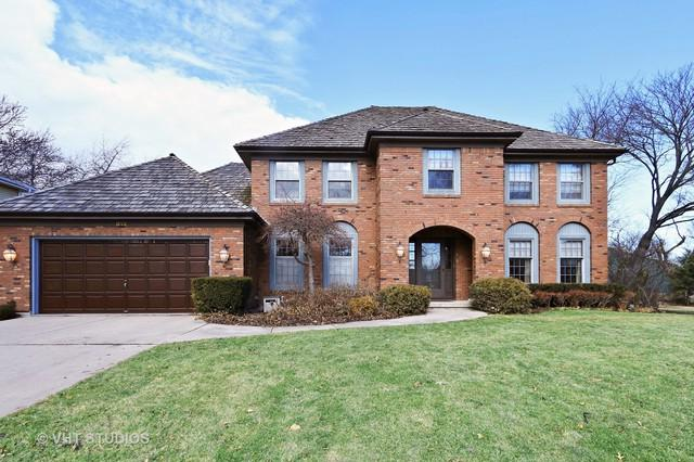 812 Paddock Lane, Libertyville, IL 60048 (MLS #09842719) :: The Dena Furlow Team - Keller Williams Realty