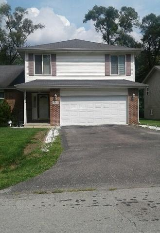 16205 Homan Avenue, Markham, IL 60428 (MLS #09842785) :: The Dena Furlow Team - Keller Williams Realty