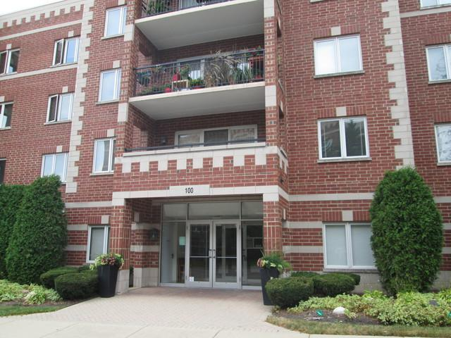 100 N Gary Avenue #204, Wheaton, IL 60187 (MLS #09843283) :: Lewke Partners