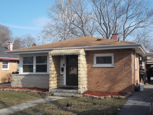 16333 Winchester Avenue, Markham, IL 60428 (MLS #09844225) :: The Dena Furlow Team - Keller Williams Realty