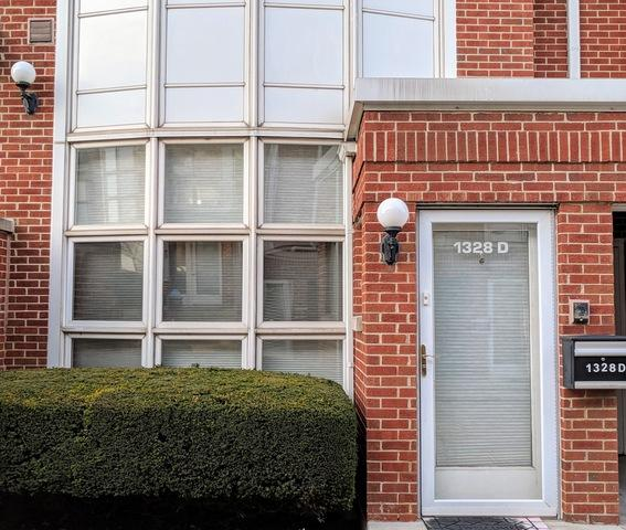 1328 S Federal Street D, Chicago, IL 60605 (MLS #09844685) :: The Jacobs Group