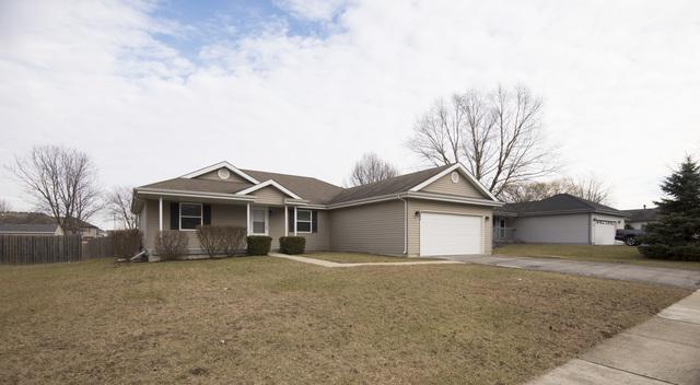 896 Meadowbrook Road, Elwood, IL 60421 (MLS #09844738) :: Domain Realty