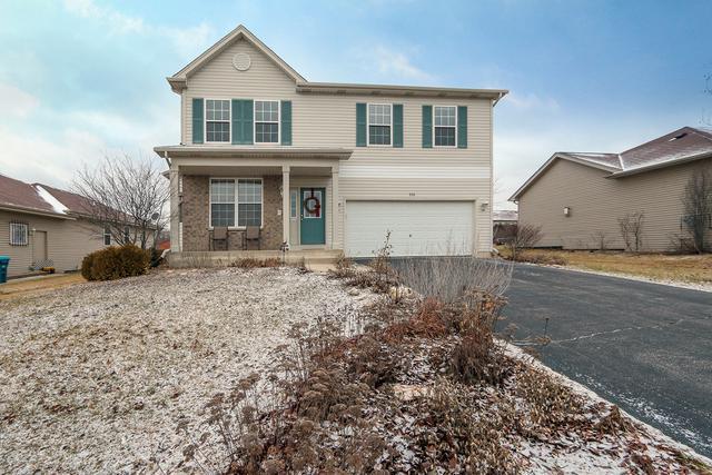 576 Bluebonnett Drive, Aurora, IL 60505 (MLS #09845158) :: Lewke Partners