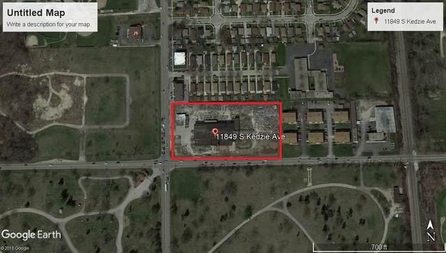 11849 S Kedzie Avenue, Merrionette Park, IL 60803 (MLS #09845530) :: BN Homes Group