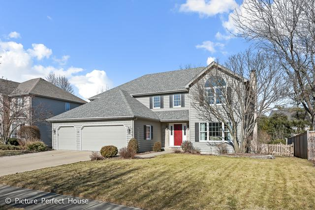 535 Mayfair Lane, Naperville, IL 60565 (MLS #09845769) :: Lewke Partners