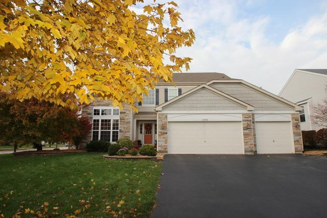 1596 Trails End Lane, Bolingbrook, IL 60490 (MLS #09845808) :: The Dena Furlow Team - Keller Williams Realty