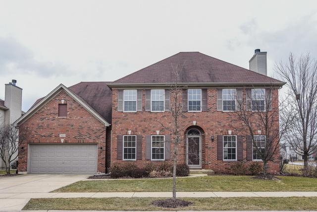 500 Crystal Court, Oswego, IL 60543 (MLS #09845841) :: The Dena Furlow Team - Keller Williams Realty