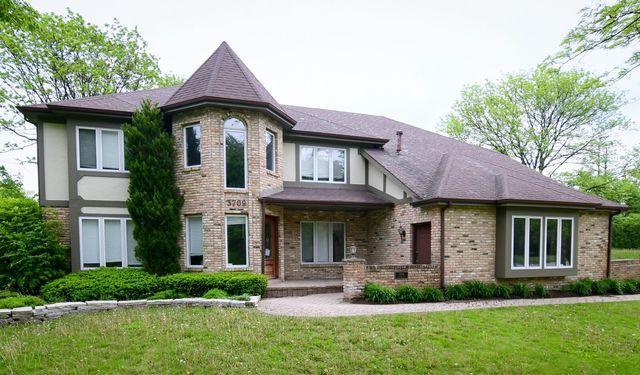 3709 Fairview Avenue, Oak Brook, IL 60523 (MLS #09846521) :: The Dena Furlow Team - Keller Williams Realty