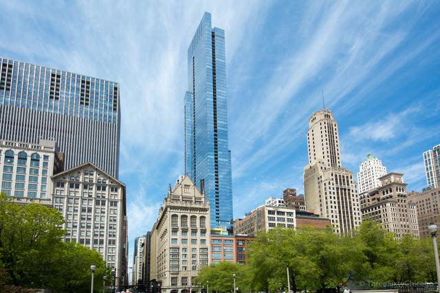 60 E Monroe Street #4705, Chicago, IL 60603 (MLS #09846795) :: Berkshire Hathaway Koenig Rubloff - Carroll Real Estate Group