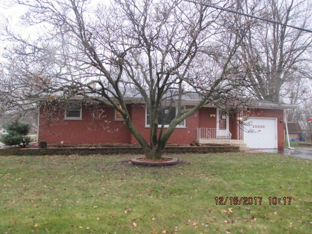 22000 Millard Avenue, Richton Park, IL 60471 (MLS #09847044) :: The Dena Furlow Team - Keller Williams Realty