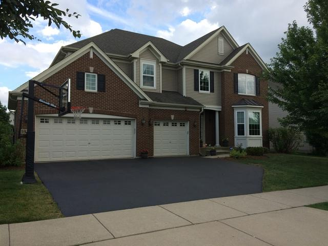5919 Chatham Drive, Hoffman Estates, IL 60192 (MLS #09847252) :: Lewke Partners