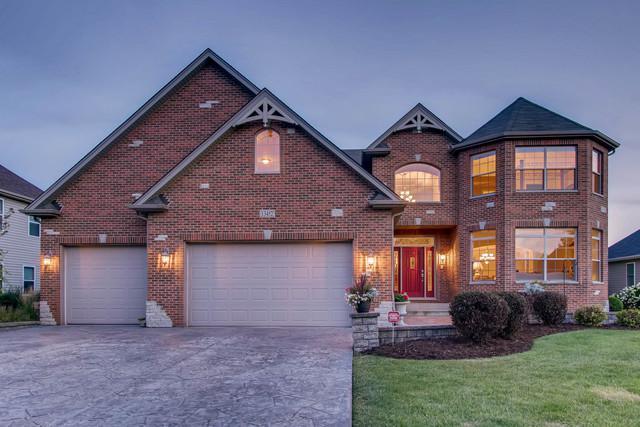 13452 Skyline Drive, Plainfield, IL 60585 (MLS #09847301) :: The Dena Furlow Team - Keller Williams Realty