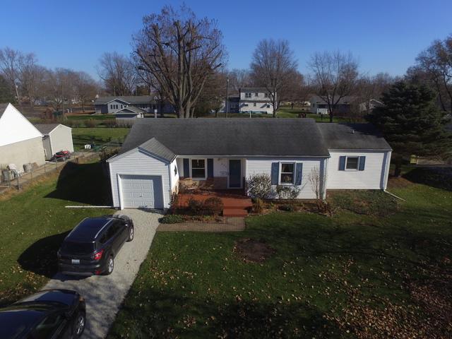 525 N Thomas Street, Gilman, IL 60938 (MLS #09847426) :: Domain Realty