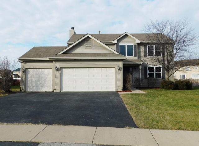 613 Creekside Circle, Minooka, IL 60447 (MLS #09848361) :: Lewke Partners
