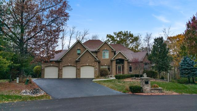 12818 W Oak Court, Homer Glen, IL 60491 (MLS #09848552) :: Lewke Partners