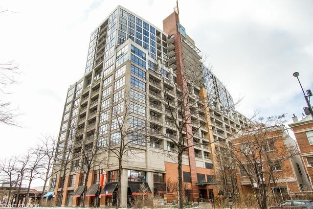 1530 S State Street #526, Chicago, IL 60605 (MLS #09848575) :: The Jacobs Group