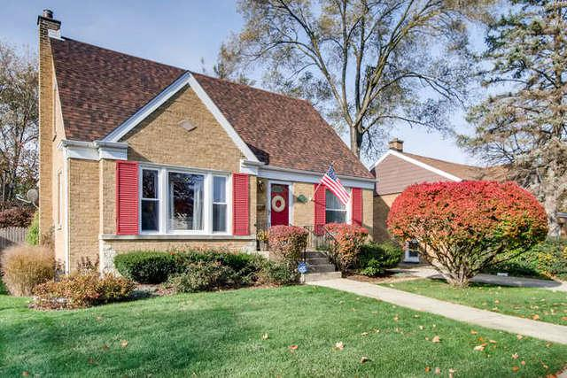 1140 Newberry Avenue, La Grange Park, IL 60526 (MLS #09848699) :: MKT Properties   Keller Williams