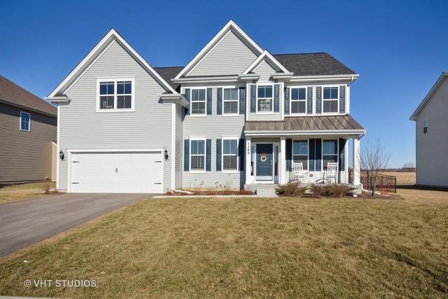 1292 Spalding Avenue, Elburn, IL 60119 (MLS #09848734) :: Lewke Partners