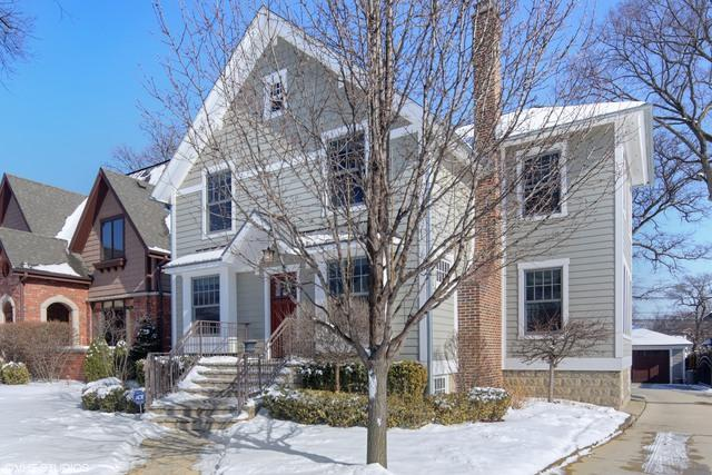 4027 Lawn Avenue, Western Springs, IL 60558 (MLS #09848951) :: The Perotti Group