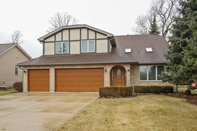 469 E Montrose Avenue, Wood Dale, IL 60191 (MLS #09849186) :: The Jacobs Group