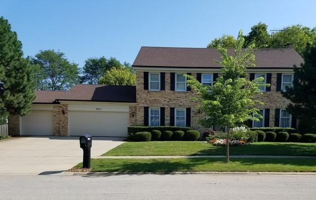 4015 N Proctor Circle, Arlington Heights, IL 60004 (MLS #09849288) :: The Schwabe Group