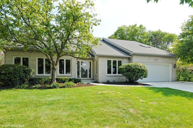 644 Connecticut Avenue, Naperville, IL 60565 (MLS #09849395) :: Lewke Partners