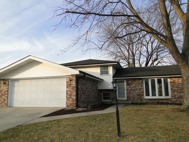 121 Heritage Drive, Minooka, IL 60447 (MLS #09849426) :: The Dena Furlow Team - Keller Williams Realty