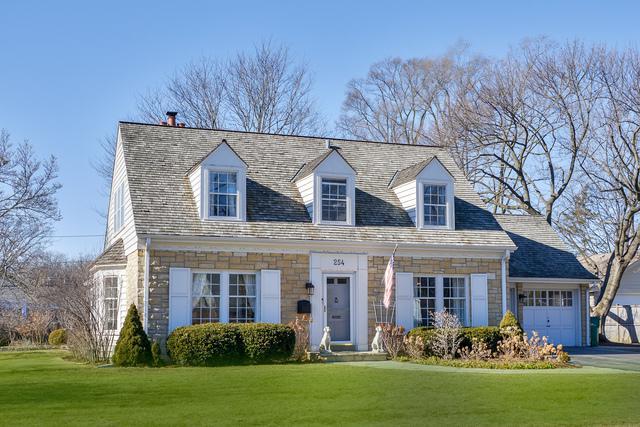 254 Dickens Street, Northfield, IL 60093 (MLS #09849647) :: Helen Oliveri Real Estate