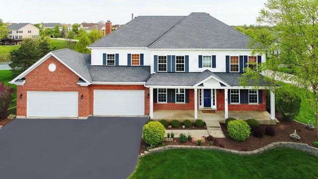 2 Deerfield Drive, Hawthorn Woods, IL 60047 (MLS #09849836) :: Lewke Partners