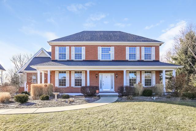 8 Fawn Ridge Drive, Oakwood Hills, IL 60013 (MLS #09850026) :: The Dena Furlow Team - Keller Williams Realty